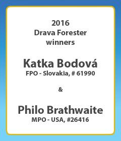 Drava Forester 2016